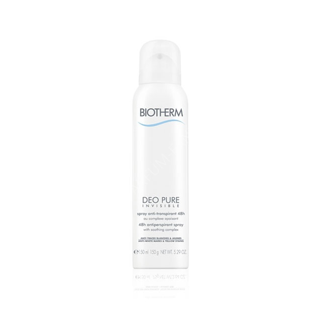 Фото - Deo Pure Invisible (BIOTHERM Deo Pure Invisible Дезодорант-спрей 150 мл Женская)