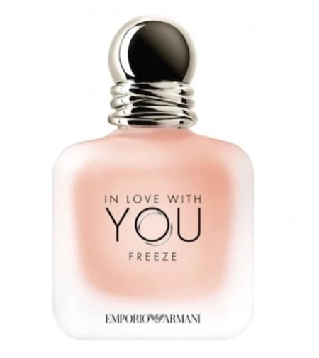 Фото - In Love With You Freeze (GIORGIO ARMANI In Love With You Freeze ПАРФЮМЕРНАЯ ВОДА (EDP) 100 мл женская)