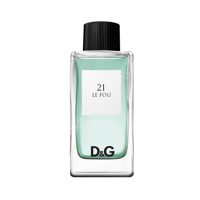 D&G Anthology 21 Le Fou