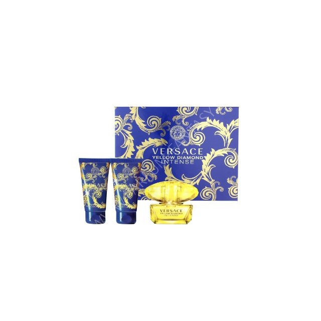 Фото - VERSACE Yellow Diamond Intense Set 1