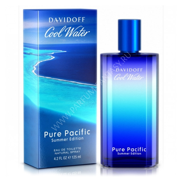 Cool Water Pure Pacific L.E.