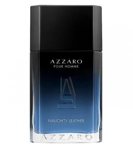 Фото - Pour Homme Naughty Leather (AZZARO Pour Homme Naughty Leather ТУАЛЕТНАЯ ВОДА (EDT) 100 мл мужская)