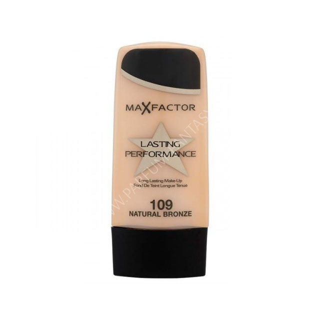 Фото - Lasting Performance (MAX FACTOR Lasting Performance Тональный крем 109 Natural Bronze Женская)