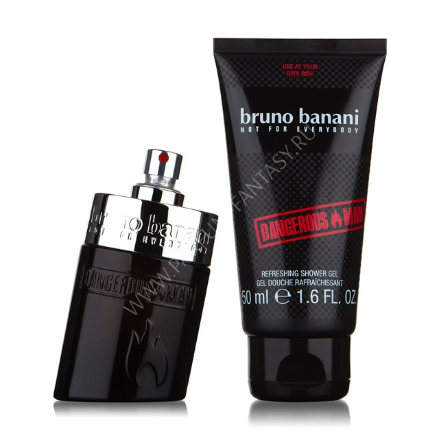 Фото - BRUNO BANANI Dangerous Man Set