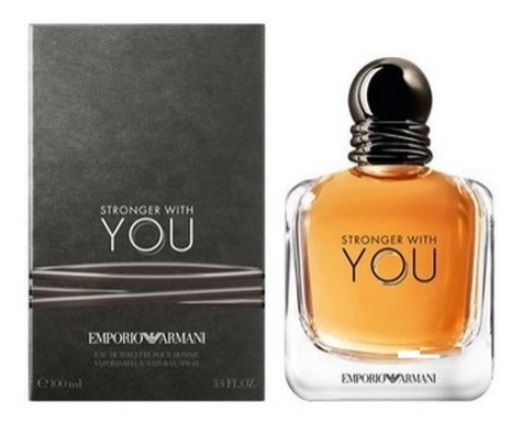 Фото - Stronger With You (GIORGIO ARMANI Stronger With You ТУАЛЕТНАЯ ВОДА (EDT) 30 мл мужская)