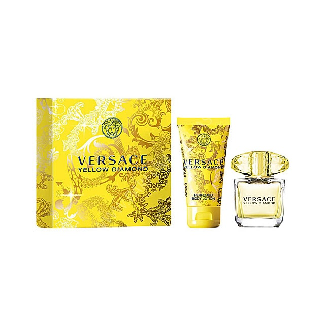 Фото - VERSACE Yellow Diamond Set 3