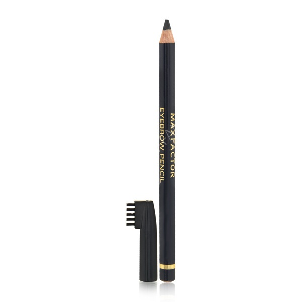 Фото - Eyebrow Pencil (MAX FACTOR Eyebrow Pencil Карандаш для бровей 01 Ebony Женская)