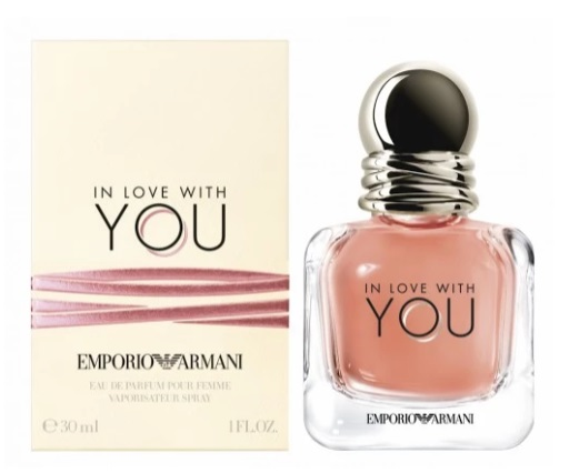 Фото - In Love With You (GIORGIO ARMANI In Love With You ПАРФЮМЕРНАЯ ВОДА (EDP) 15 мл женская)