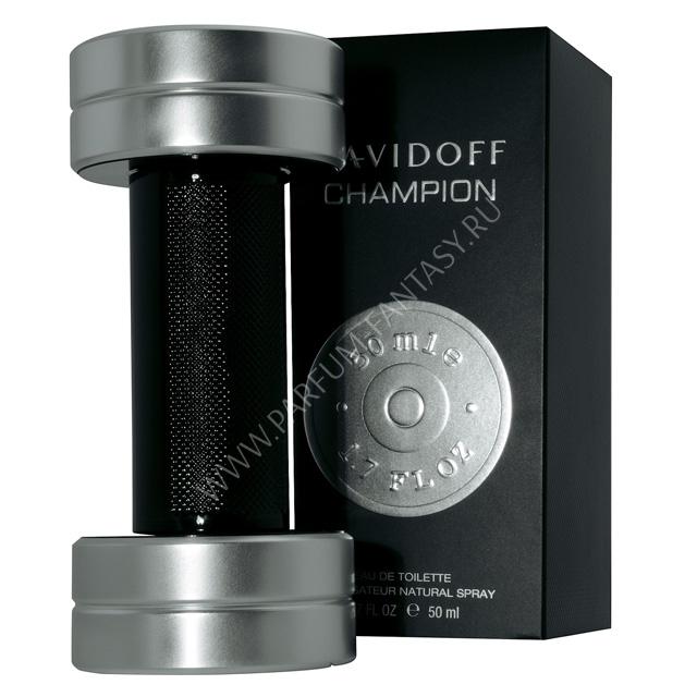 Davidoff Champion цена и наличие в интернет магазине Parfum Fantasyru