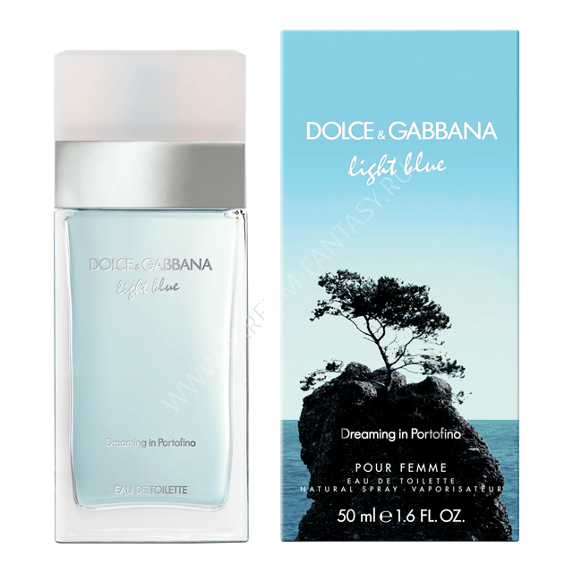картинка Light Blue Dreaming In Portofino магазин parfum-fantasy
