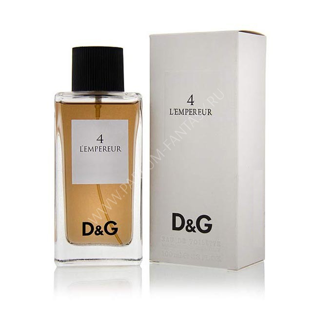 картинка D&G Anthology 4 L'Empereur магазин parfum-fantasy