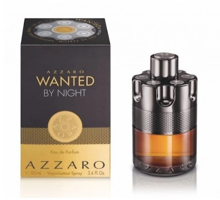 Фото - Wanted By Night (AZZARO Wanted By Night ТУАЛЕТНАЯ ВОДА (EDT) 50 мл мужская)