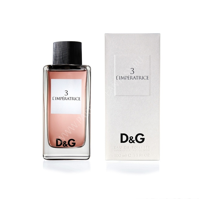 Фото - D&G Anthology 3 L'Imperatrice (DOLCE & GABBANA D&G Anthology 3 L'Imperatrice Туалетная вода (EdT) 100 мл Женская)