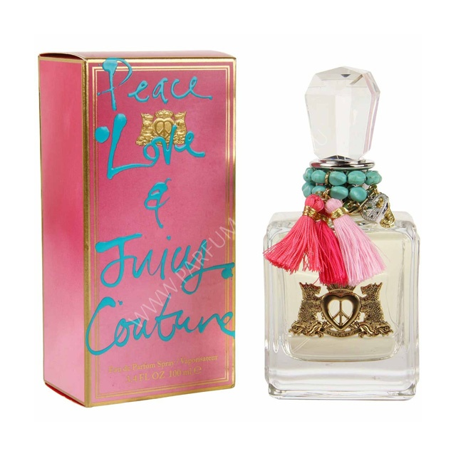 картинка Peace, Love & Juicy Couture магазин parfum-fantasy