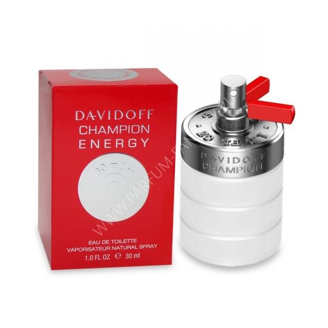 Davidoff Champion Energy цена и наличие в интернет магазине Parfum