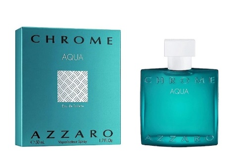 Фото - AZZARO CHROME Aqua